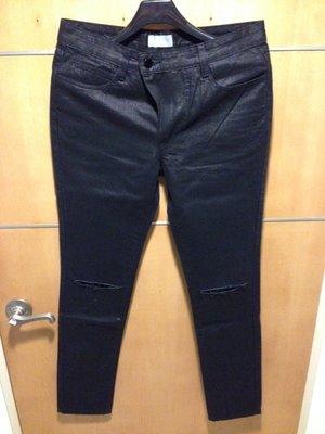OVKLAB OVERKILL Damage Denim Jeans