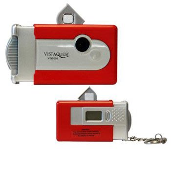 【eWhat億華】年末出清  VISTAQUEST VQ2005 數位 LOMO 紅色 平輸 小朋友禮物【3】