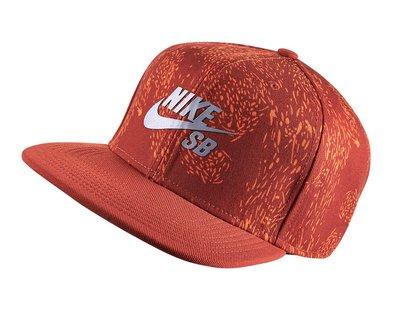 =CodE= NIKE SB SWARM PERF SNAPBACK 3M反光棒球帽(紅銀) 804570-674 男女