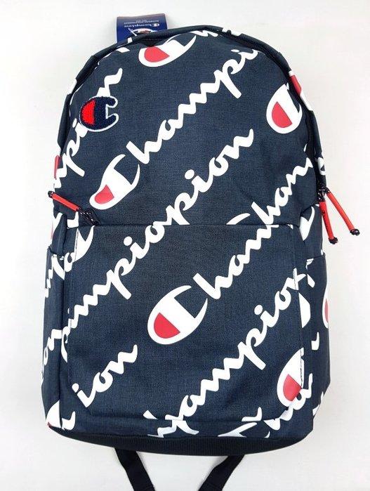 新款特價2080元~☆ 瘋加州 ☆ Champion 藍色 後背包 CH1025 5743