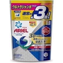 ARIEL 日本進口三合一3D洗衣膠囊(洗衣球)52顆/袋
