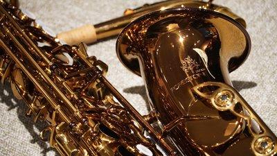 §唐川音樂§【Forestone GX PRO Alto Saxophone Cognac 復古金 中音薩克斯風】