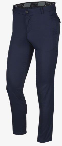 藍鯨高爾夫 NIKE GOLF 春夏 男士修身高爾夫長褲#AJ5492-451(深藍)