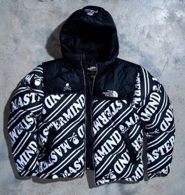 L全新 THE NORTH FACE URBAN EXPLORATION with MASTERMIND 2018