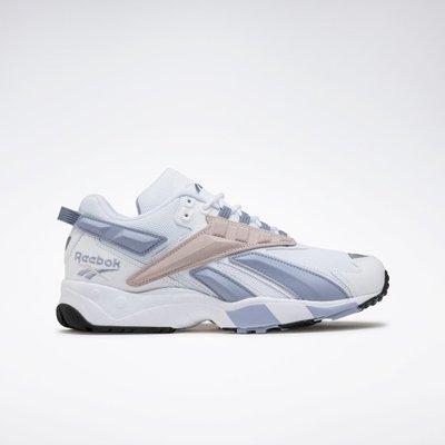 Reebok Classic 全新 INTERVAL 96 白色 粉藍紅流線撞色 運動鞋 休閒鞋 復古鞋 FV5522
