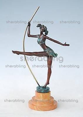 歐式人物 生日禮品 歐式擺件 歐式人物擺件 (女子體操   -   )