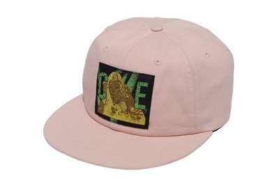 "[ LAB Taipei ] C.E ""CE PATCHED LOW CAP"" (Pink)"