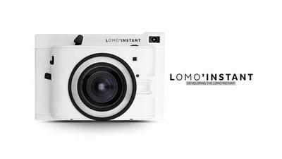【eWhat億華】Lomography Lomo Instant Camera 單機  拍立得 類 MINI90 公司貨 【白色】現貨【4】