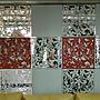 6色可挑現貨♞快速出貨♞ 雕花屏風DIY創意吊掛式屏風時尚裝飾壁貼壁紙客廳隔間燈飾吊飾玄關門簾窗簾牆壁裝飾掛飾室內裝潢
