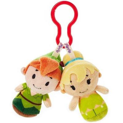 預購 美國 Hallmark Disney 奇妙仙子+彼得潘 包包掛飾 娃娃 吊飾 療癒小物