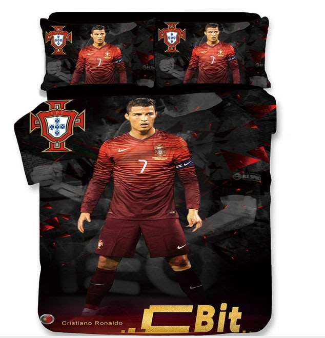 *暖暖本舖*西羅床包 櫻桃小丸子 足球隊床苙 世足大賽 梅西 比利時隊伍 葡萄牙隊 麵包超人 動漫床包 床裙 床罩 床單