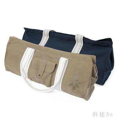男女瑜伽包袋子健身多功能防水運動帆布包瑜伽墊專用袋大容量 js7888