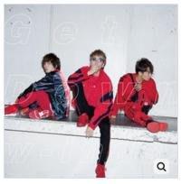w-inds. Get Down 初回限定盤CD+DVD 台灣正版全新108/7/31發行