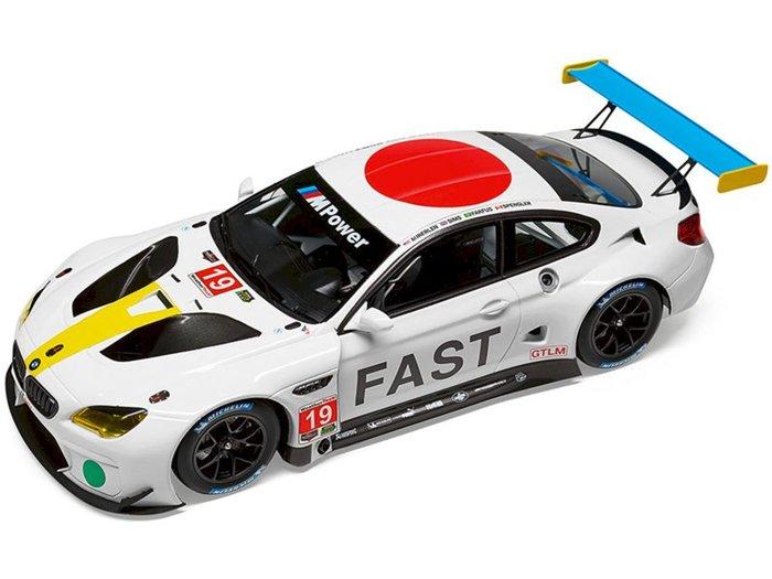 【樂駒】BMW 原廠 M6 GTLM Art Car John Baldessari 1:18 1/18 模型車 精品