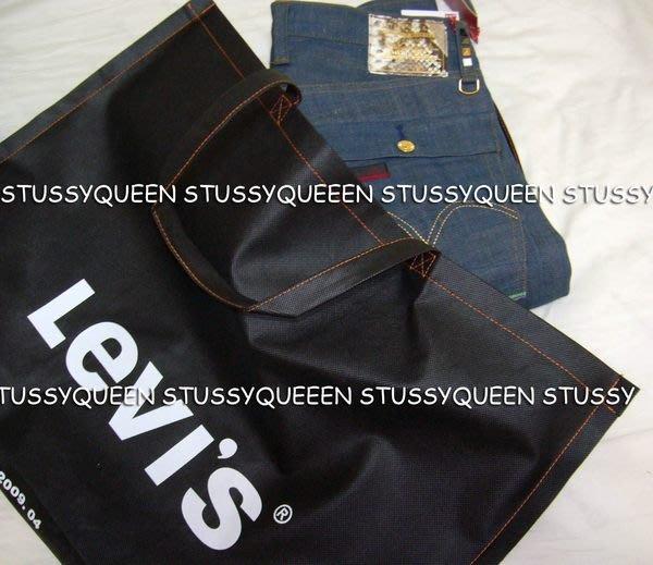 【超搶手】*現貨*全新正品 CLOT X LEVIS PYTHON 505 藍丹寧褲 原色 蟒蛇紋 W36 陳冠希