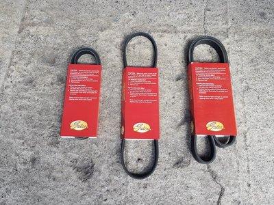 現代 GETZ 1.3 04- 一組3條.發電機皮帶.方向機皮帶.冷氣皮帶 GATES