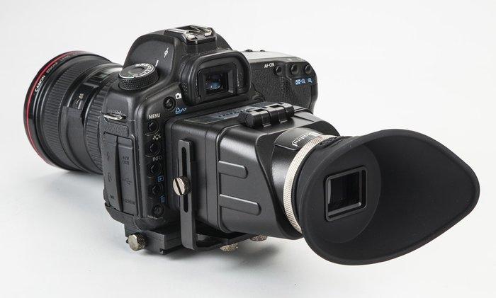 呈現攝影-GGS Swivi S3 專業折疊取景器 LCD/液晶放大鏡 遮光檢視鏡 3倍 拍鳥
