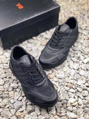 adidas Y-3 Adizreo Runner 緩震Boos 情侶款休閒運動慢跑鞋*EU36~45。S00218