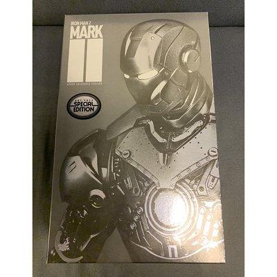 全新  Hottoys Ironman Mark II 特別版 MMS150 Mark 2 Hot Toys Marvel Avengers