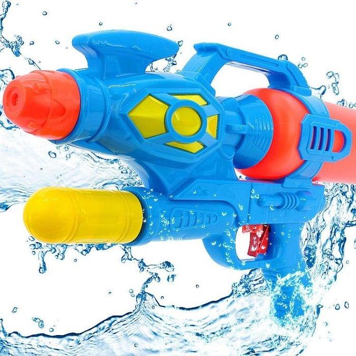 水槍玩具兒童3/5歲女孩子沙灘戲水抽水式水搶噴水玩具男孩呲水槍禮物