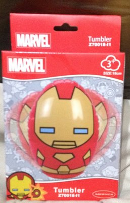 全新Marvel 18cm不倒翁
