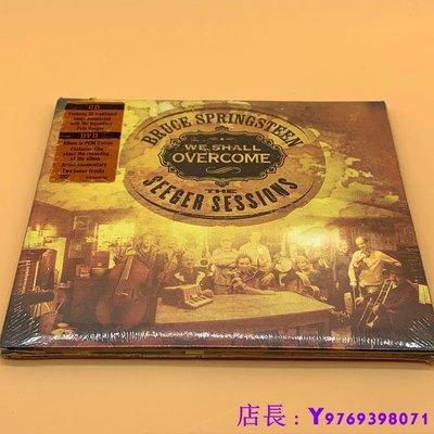 全新CD音樂 歐 全新 斯普林斯汀 Bruce Springsteen We Shall Overcome 2CD