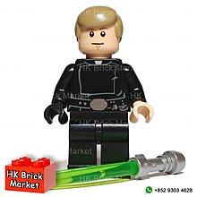 HK Brick Market LEGO 75093 sw0634 Luke Skywalker (Jedi Master) Star Wars 星球大戰系列