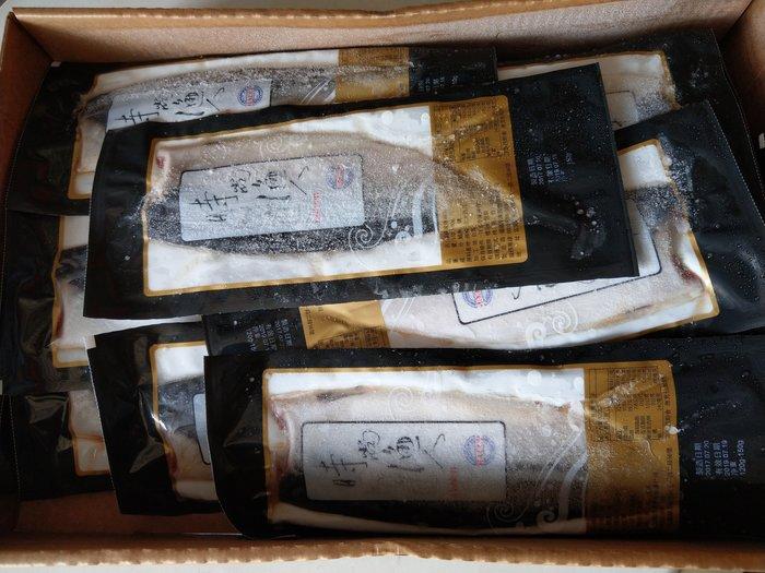 [整箱出售]  挪威薄鹽鯖魚片 24片裝 兩箱以上免運 燒烤店 居酒屋 一夜干 時尚漁人 24p