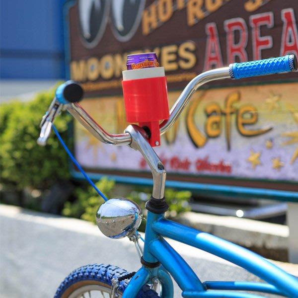 (I LOVE 樂多) 日本進口 自行車 腳踏車 保溫保冷杯架