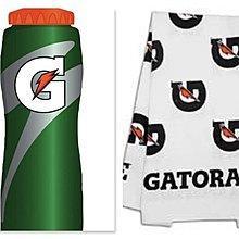 開特力 Gatorade 運動水壺(新款)+ 開特力 Gatorade 運動毛巾 送開特力紙杯 預購中 即將到貨