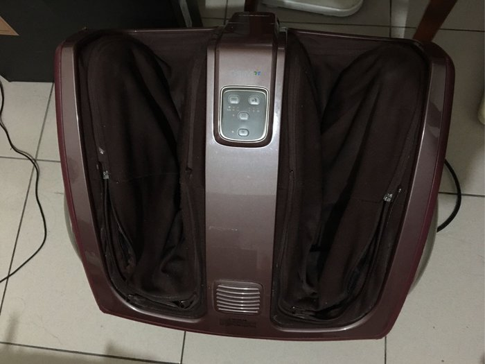 二手OSIM美腿按摩機 uSqueez Warm美腿舒暖師OS-8008