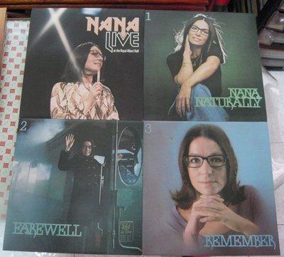 娜娜Nana Mouskouri THE BEST THE NANA MOUSKOURI - 7LP/ 美國版