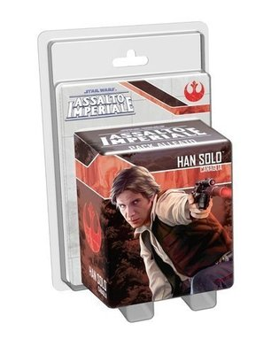 大安殿實體店面 Star Wars Han Solo Scoundrel Ally Pack (SWI06) 正版桌遊