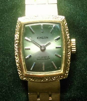 OQ精品腕錶瑞士機械女錶手上鍊