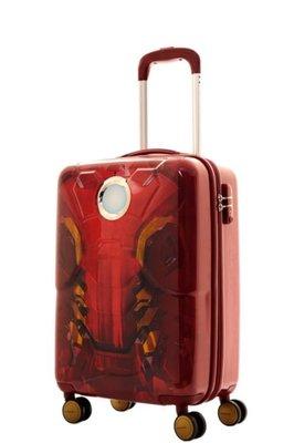 全新Samsonite 新秀麗 Marvel Signature Ironman 26吋/72cm 旅行 行李箱