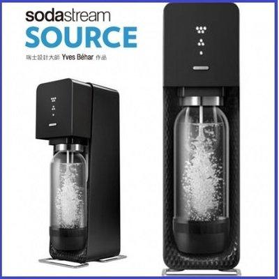 【黑色】SodaStream Sour...