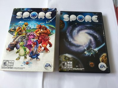 Spore Creator sims PC game