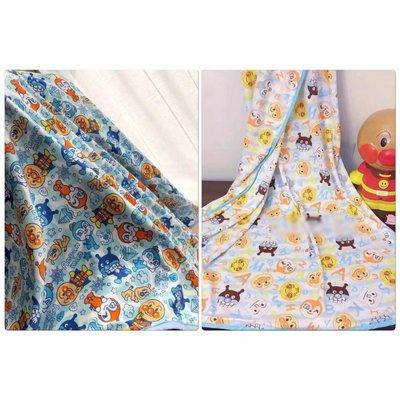 ♥ Seki baby ♥預購~定製款 麵包超人滿印冰絲涼被蓋毯