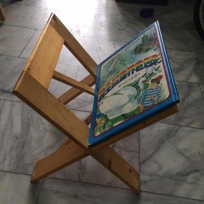 可折疊 書櫃 置物架 雜誌架