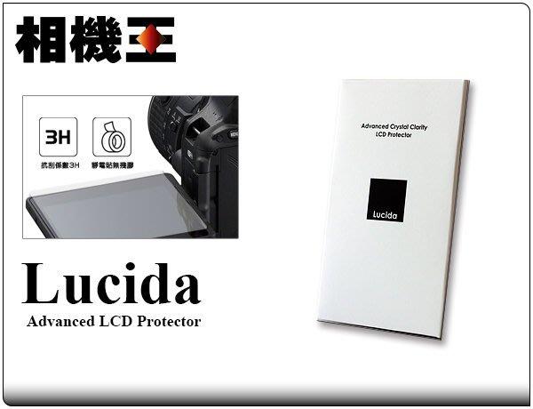 ☆相機王☆Lucida Advanced LCD 螢幕保護貼 A53〔3.5吋 RX100、A7 II適用〕2