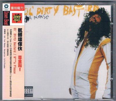 [鑫隆音樂]西洋CD-骯髒壞傢伙Ol` Dirty Bastard :尊重點 (07559624142)全新/免競標