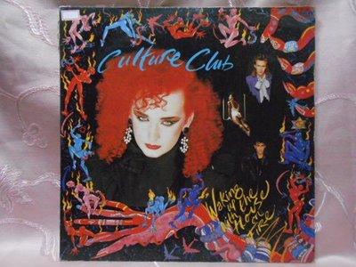 【采葳音樂網】-西洋黑膠–CULTURE CLUB〝WAKING UP WITH THE HOUSE ON..〞1404