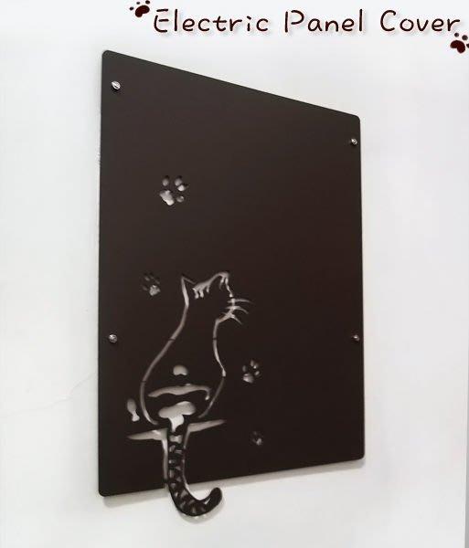 ※精緻款※變電箱遮蓋板,客製尺寸,更為精緻的生活逸品,可吸磁鐵,非時鐘壁畫