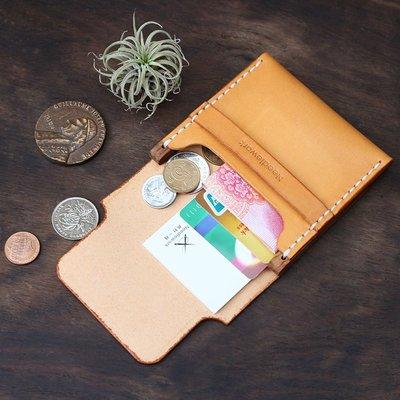 真皮卡包超薄便攜個性大容量銀行卡復古定制簡約卡夾005