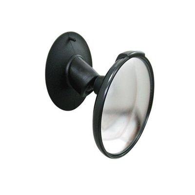 (I LOVE樂多)Rear seat view [GTC003]後照鏡通用改裝老車旧車經典車款 吸盤式廣角鏡