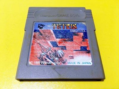 幸運小兔 GB遊戲 GB 俄羅斯方塊 テトリス Tetris GB卡帶 Game Boy GBC、GBA 主機適用 D6