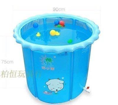 【易發生活館】嬰幼兒泳池 兒童泳池 嬰幼兒童充氣遊泳池 戲水池