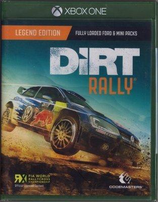 XboxOne - Dirt Rally 大地長征:拉力賽 英文/亞版[亞力士電玩]