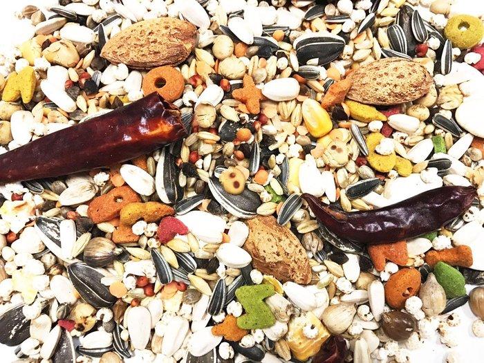 *中華鳥園*福爾維恩-有殼全熟化穀物 3.5公斤 大 型 中型鸚鵡 *新配方*