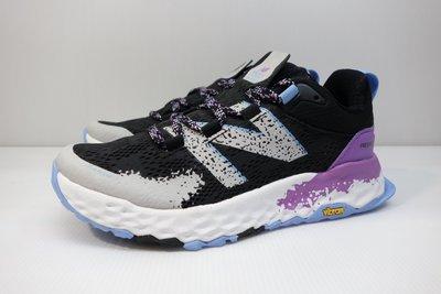 =小綿羊= NEW BALANCE WTHIERP5 D 黑灰紫 紐巴倫 女生 慢跑鞋 越野 戶外 VIBRAM 新北市